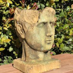DAVID HEAD PLANTER